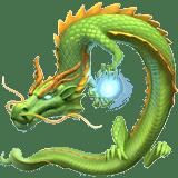 Эмодзи 🐉 Дракон