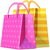 Эмодзи 🛍 Пакеты
