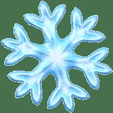 Эмодзи ❄ Снежинка